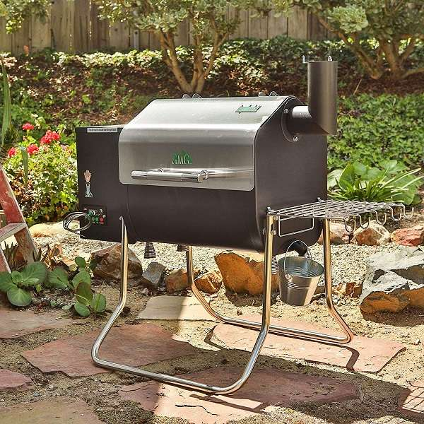Green Mountain Grills Davy Crockett Pellet Grill Review
