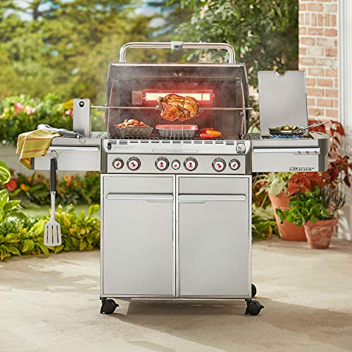 weber summit s 470 review