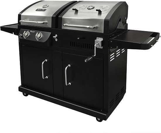 Dyna Glo Charcoal Grill Reviews - Dyna-Glo DGB730SNB-D Dual Fuel Charcoal Grill