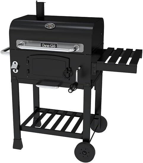 Dyna Glo Charcoal Grill Reviews - Dyna-Glo DGD381BNC-D Charcoal Grill