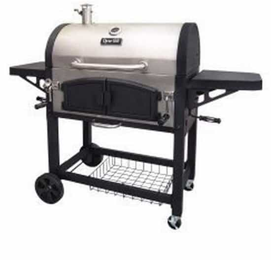 Dyna Glo Charcoal Grill Reviews - Dyna-Glo DGN576SNC-D Dual Zone Premium Charcoal Grill