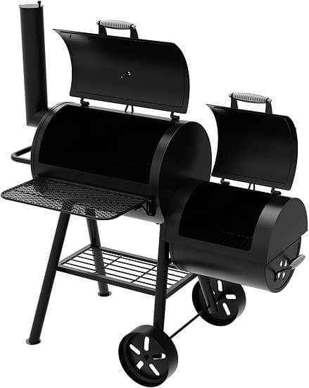 Dyna Glo Charcoal Grill Reviews - Dyna-Glo DGSS730CBO-D-KIT Charcoal Grill
