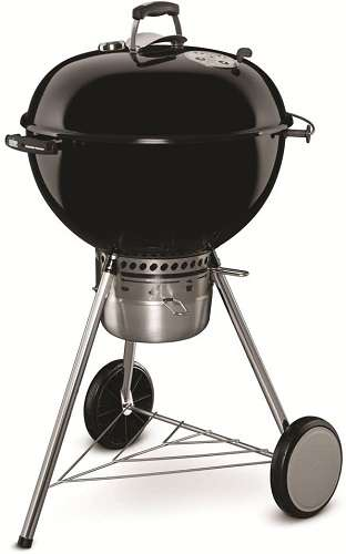 Weber 14501001 Master-Touch Charcoal Grill