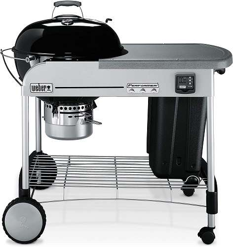 Weber 15401001 Performer Premium Charcoal Grill