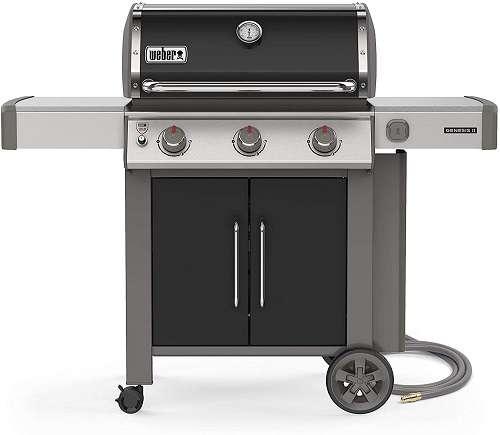 Weber Genesis II E-315 3-Burner Natural Gas Grill (66015001)