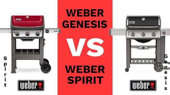 10 Weber Spirit vs genesis – Which is the best model