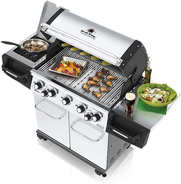 Broil king regal s590 review