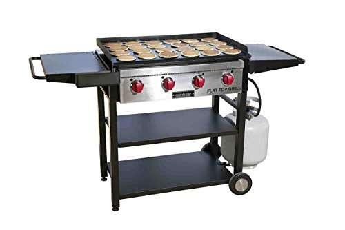 Camp chef flat top grill 600 review - Truly how its worthy?