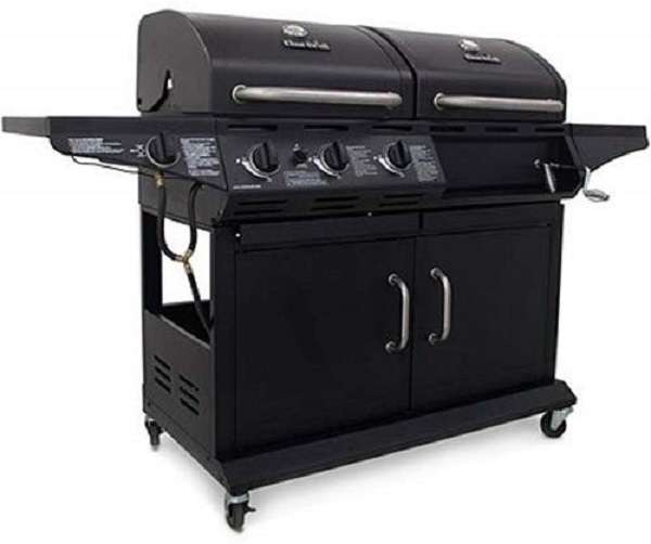 Char broil 1010 deluxe Review