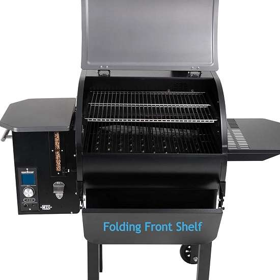 Key features of the Camp Chef PG24MZG SmokePro