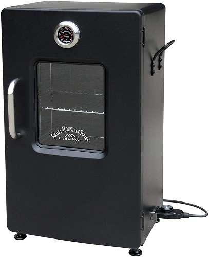 LANDMANN MCO 32954 Electric Smoker