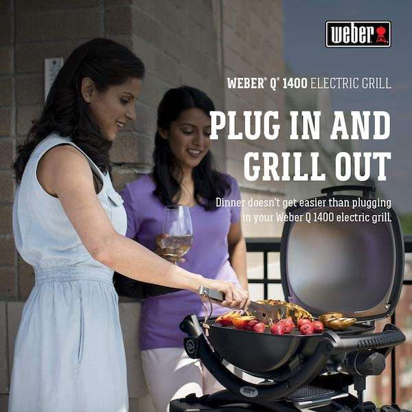 What users are saying about Weber q1400