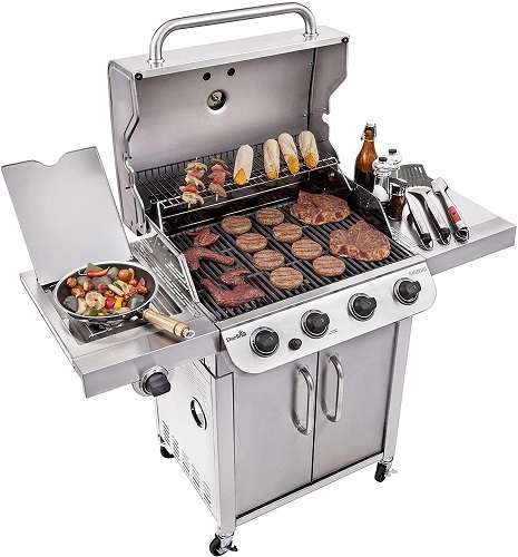 Char Broil 463375919 Performance Review