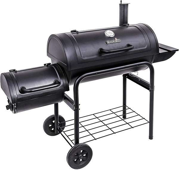 Char-Broil offset smoker, 30 Review