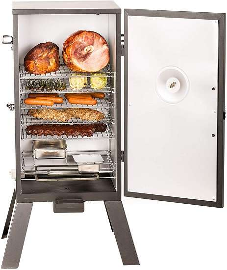 Key Features of the Masterbuilt MB20070210 MES 35B Electric Smoker