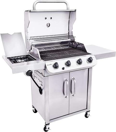 Key features of Char-Broil 463375919 Performance