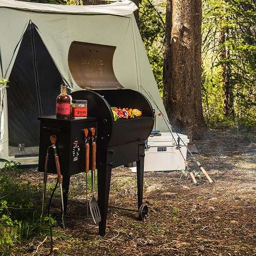 Traeger Grills Tailgater 20 Review
