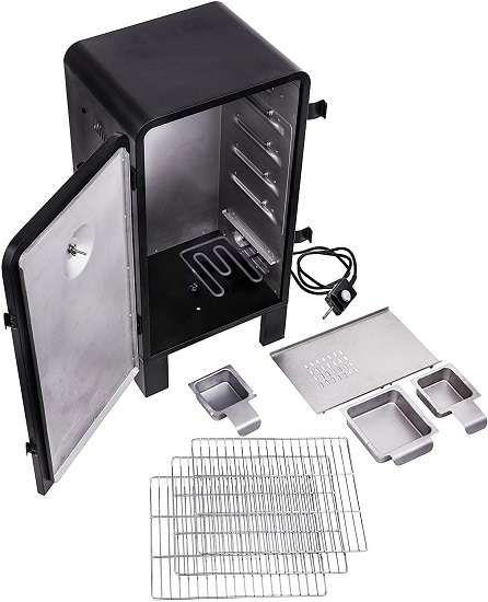 Key features of Compare Char broil analog electric smoker