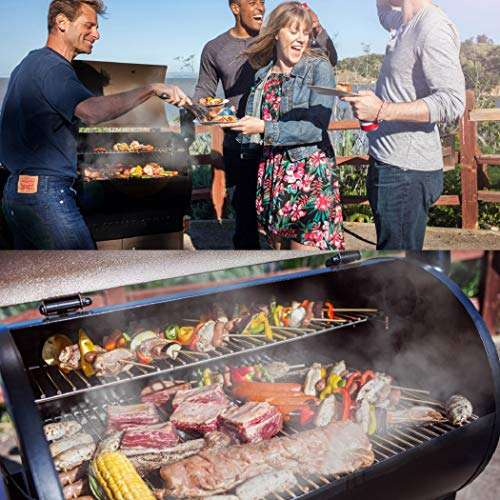 Z GRILLS ZPG 6002E Wood Pellet Grill Review