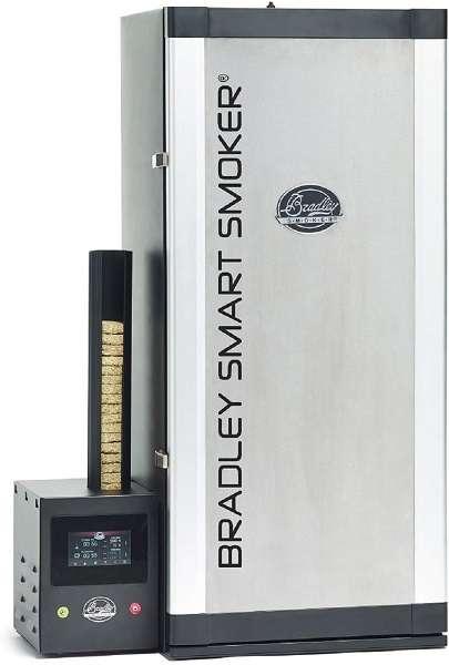 Bradley BS916 digital 6-rack smoker Review