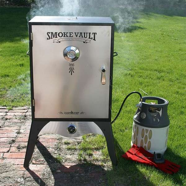 Camp Chef Smoke Vault 24 Review