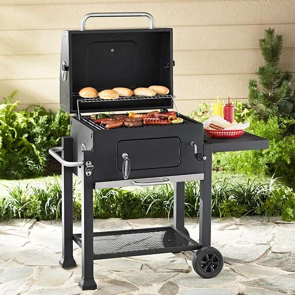 Expert Grill Heavy-duty 24-inch Charcoal Grill