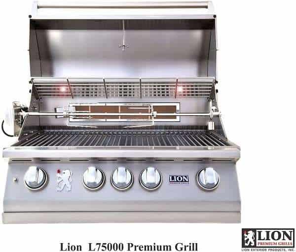 Lion Premium Grills l75623 Natural Gas Grill Reviews