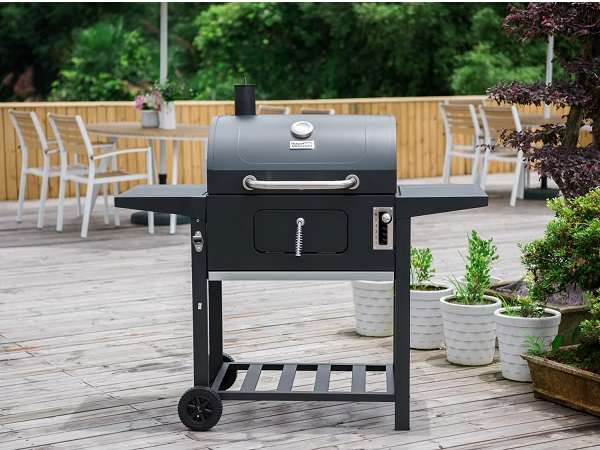 Royal Gourmet CD1824A Charcoal Grill Review