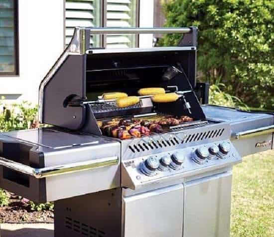 Top 5 Napoleon gas grills reviews
