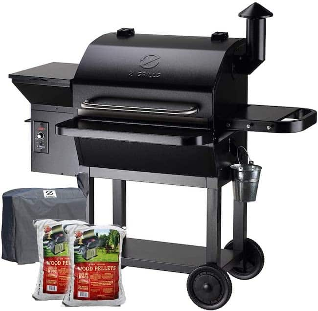 Z GRILLS ZPG 10002B Wood Pellet Grill Review