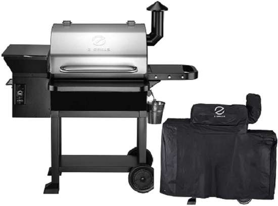 Z GRILLS ZPG-10002E Wood Pellet Grill Review