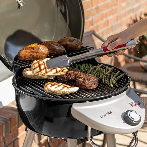 Char-Broil 20602107 Patio Bistro Electric Grill Review