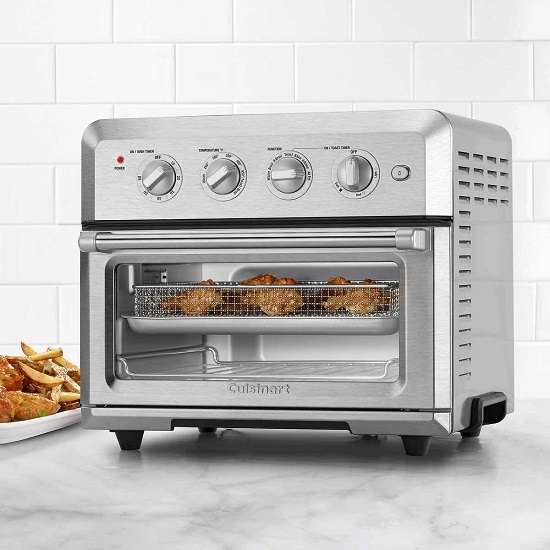 Cuisinart CTOA-120PC1 Air Fryer Toaster Oven