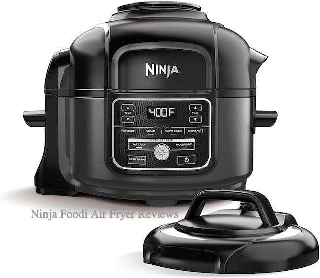 Ninja Foodi Air Fryer Reviews