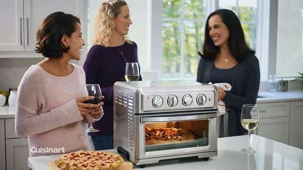 Cuisinart air fryer toaster oven reviews