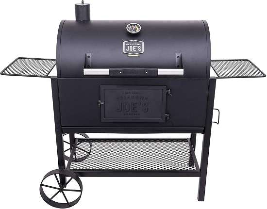 What users saying about Oklahoma Joe's 19302087 Judge Charcoal Grill