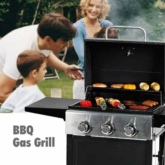 Master Cook Portable Grill Review