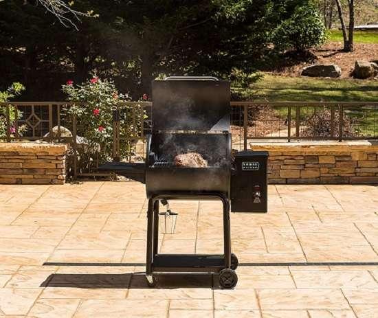 Masterbuilt SH19260319 WG600B Pellet Grill