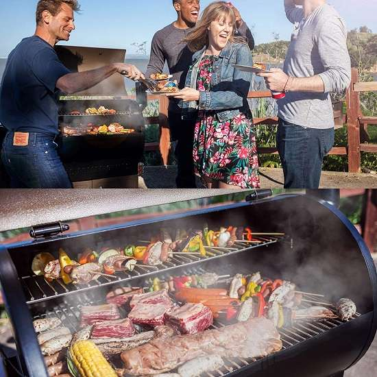 What Users Saying About Z GRILLS ZPG-10002E Wood Pellet Grill