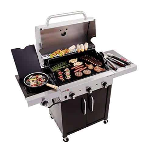 Char-Broil 450 3-Burner Infrared Gas Grill