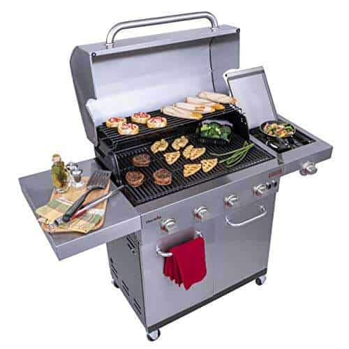 Char-Broil 463255020 Infrared 4-Burner Gas Grill