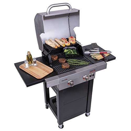 Char-Broil 463632320 Infrared 2-Burner Gas Grill