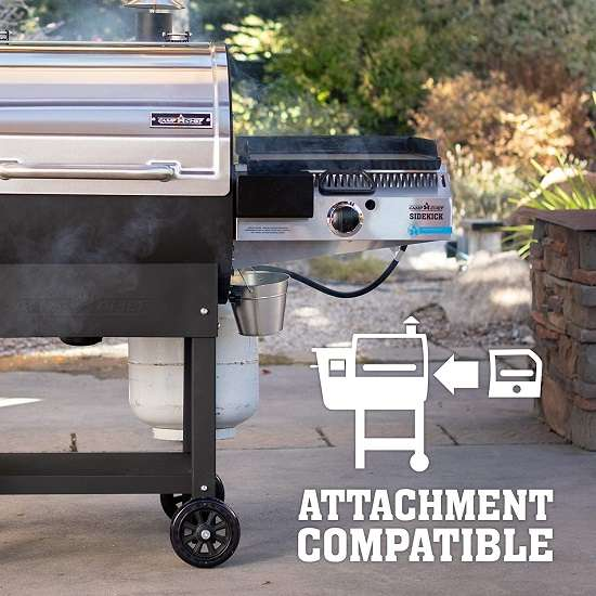 Key Features of Camp Chef Woodwind WiFi 24 Pellet Grill