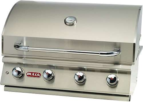 Bull Outdoor Products 87048 Lonestar Charcoal Grill