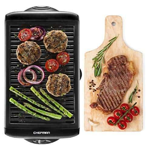 Chefman Electric Smokeless Indoor Grill Reviews