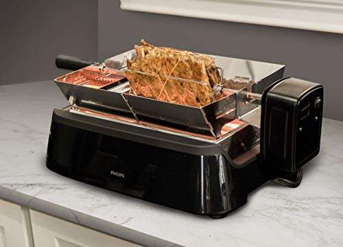 Philips HD6971/00 Smokeless Grill