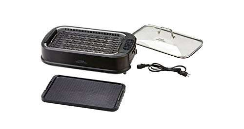 Power XL Stainless Steel Pro Smokeless Grill