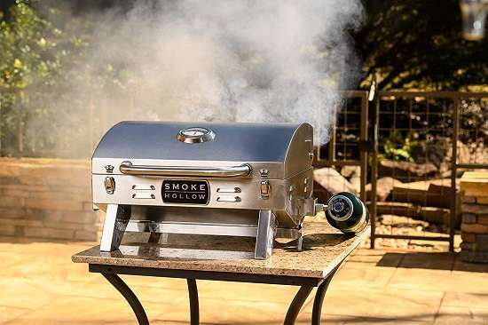 What Are Users Saying About Masterbuilt SH19030819 Propane Tabletop Grill