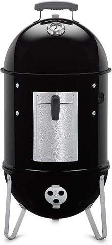 Weber 711001 Smokey Mountain Cooker 14-Inch Charcoal Smoker
