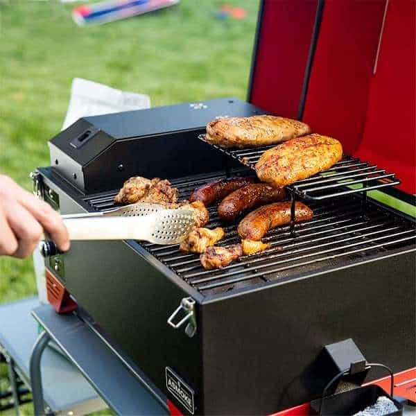 Asmoke Portable Grill Review